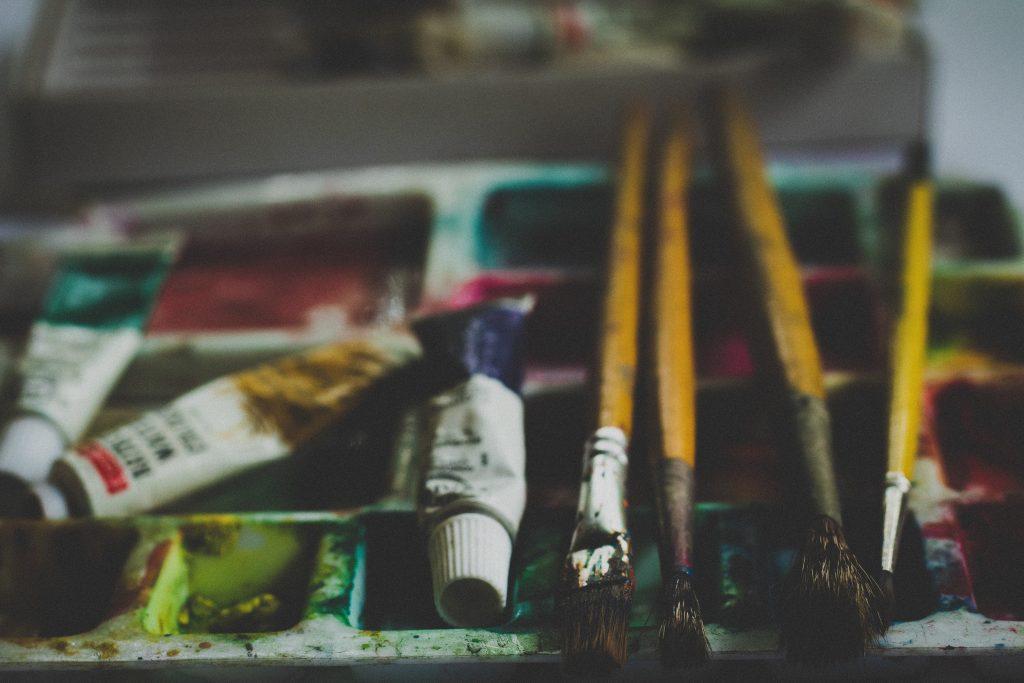 tube peinture écologique