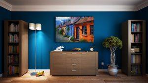 Trouver la peinture idéale pour son intérieur